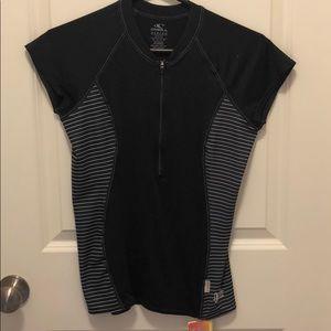 O'Neill half zip swim shirt. SPF 50+